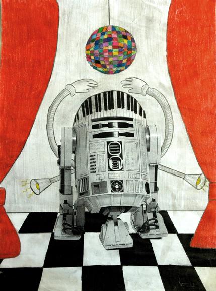 Roboter-Klasse-6