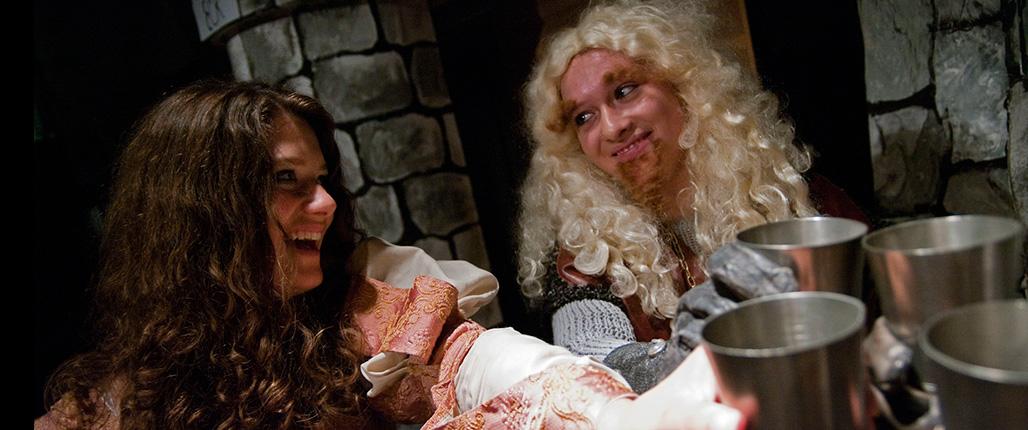 """Theaterstück """"Blut und Liebe"""" aus dem Jahr 2011."""