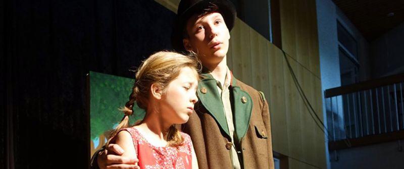 """Theaterstück """"Pucki und Chantal"""" aus dem Jahr 2017."""