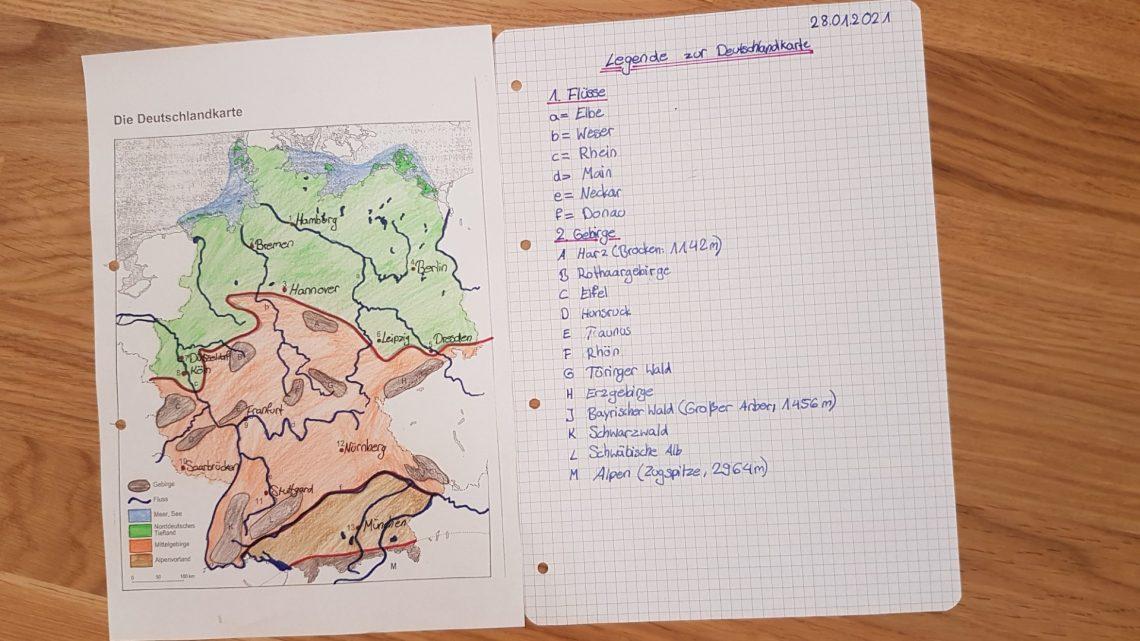 Bild 2 - Deutschlandkarte 01