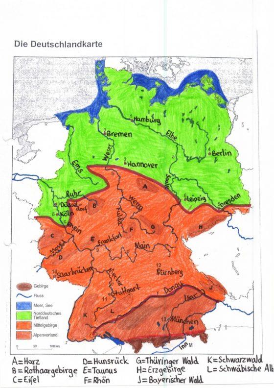 Bild 3 - Deutschlandkarte 02
