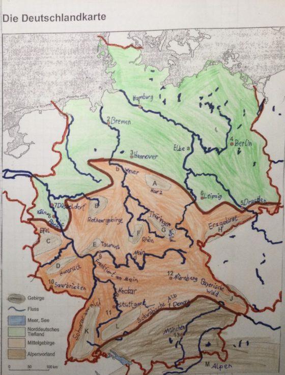 Bild 7 - Deutschlandkarte 06