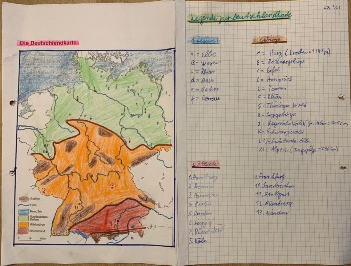 Bild 8 - Deutschlandkarte 07
