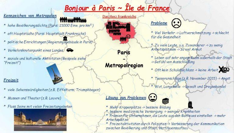 01 - Bild 1 zur Metropole PARIS